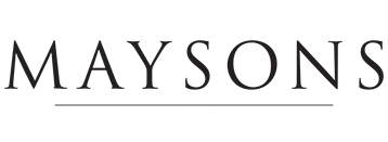 Maysons Designer Menswear | Stevenage | Hitchin | Peterborough | Aylesbury