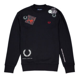 M1662 - Fred Perry